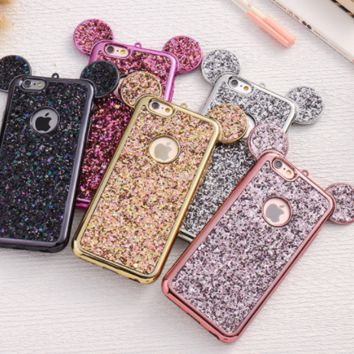 Glitz iPhone Case phone