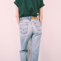 """ALL SIZES """"ZUES"""" Vintage LEVIS High Waisted Denim Jeans"""