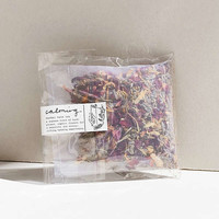 Among The Flowers Calming Herbal Bath Tea | Urban Outfitters