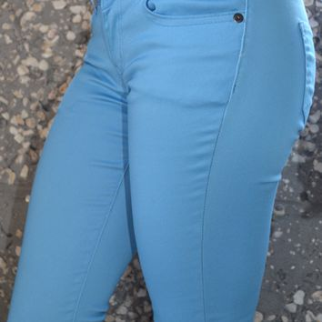 Shake It Up Jeans: Blue