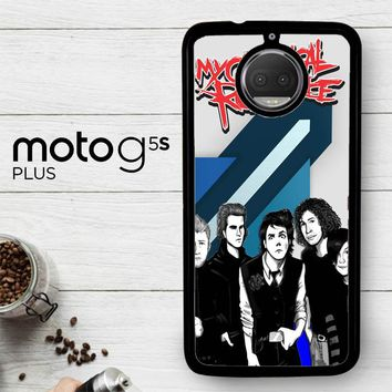 My Chemical Romance Y2307  Motorola Moto G5S Plus Case