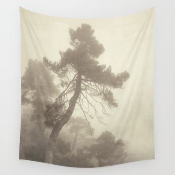 Forest fairy Wall Tapestry by Guido Montañés