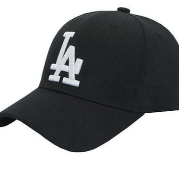 High Quality Baseball LA dad hat bone gorras Casquette hats for men LA Dodgers snapback caps hip hop hockey baseball cap men LA