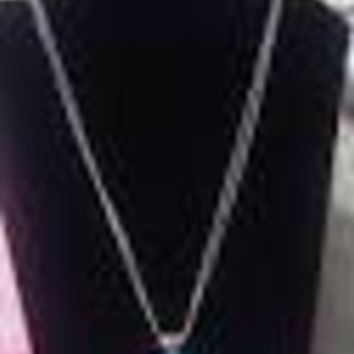 Creek Chic Blue Necklace
