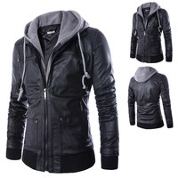 Men's Motorcycle Jackets, Men's Leather Jackets, Men's Jackets and Coats