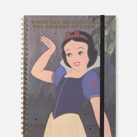 A5 Spinout Notebook - 120 Pages