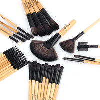 Professional 32 pcs Makeup Brushes Set + Pouch Bag (Gift Set)