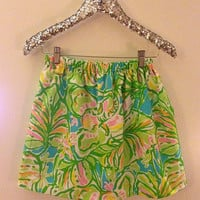 ELEPHANT EARS Lilly Pulitzer Skirt