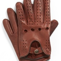 John W. Nordstrom® Leather Driving Gloves | Nordstrom