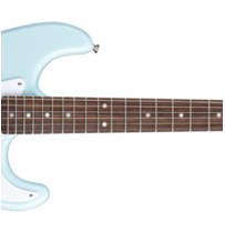 Bullet® Strat® with Tremolo, Rosewood Fingerboard, Daphne Blue
