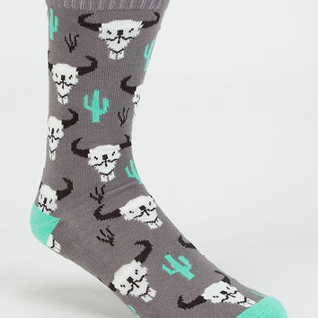 BLUE CROWN Desert Daze Mens Socks | Socks