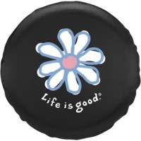 Daisy Tire Cover|Life is good