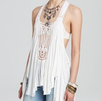 Free People Tunic - New World Jersey Horizons | Bloomingdales's