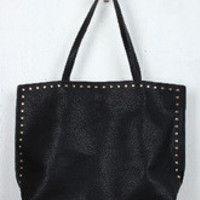 Studded Edge Reversible Bag