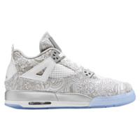 Jordan Retro 4 - Boys' Grade School at Kids Foot Locker