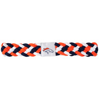 Denver Broncos NFL Braided Head Band 6 Braid