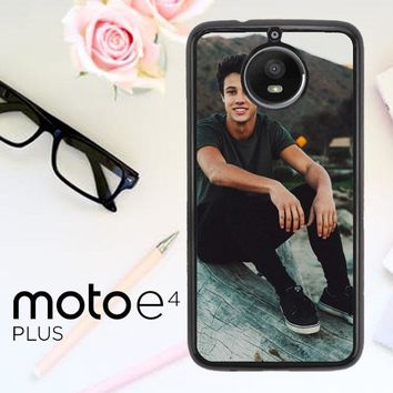 Cameron Dallas Style Y1429 Motorola Moto E4 Plus Case