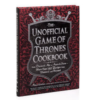 ThinkGeek :: The Unofficial Game of Thrones Cookbook