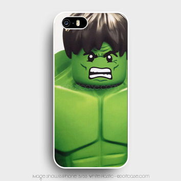 Hulk Lego iPhone 5s Case, iPhone 5 Cases