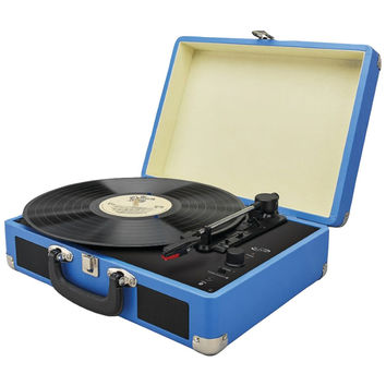 Ilive Contemporary Bluetooth Turntable