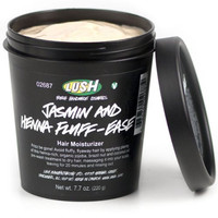 "Lush "" Jasmine & Henna Fluff Eaze Hair Moisturizer "" Made in Canada Ships From USA"