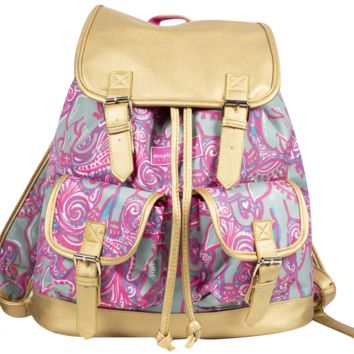 "Simply Southern Book Bag ""Ringling"""
