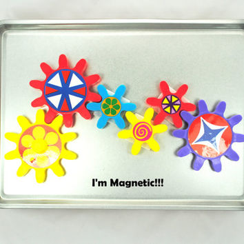 LIMITED TIME: Magnetic Children's Travel Lap Desk // Travel Activity Tray // Portable Art Tray