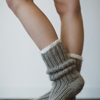 House Slipper Socks