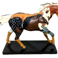 Trail of Painted Ponies YEAR OF THE HORSE Figurine