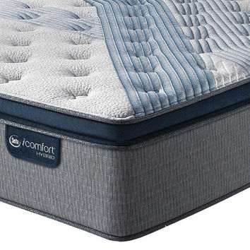 Serta Hybrid Blue Fusion 1000 Luxury Firm Pillowtop King Mattress - Sears