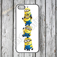 iPhone 5s case cute iPhone 5 case Despicable Me, Minion Character iPhone 5c case iPhone 4s case iPhone 4 case disney iPhone case -60