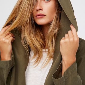 Free People Callie Parka