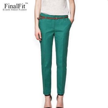 Women Casual Pencil Pants