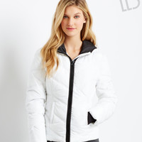LLD Solid Puffer Jacket