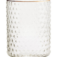 Textured Glass Vase - from H&M