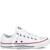 Converse - Chuck Taylor Eyelet - Low - White