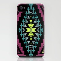 Native Rug No.4 iPhone Case by Romi Vega | Society6