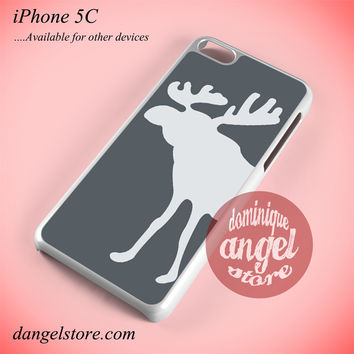 Abercrombie And Fitch Moose Logo Phone case for iPhone 5C and another iPhone devices