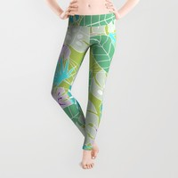 Going Tropical Leggings by mirimo