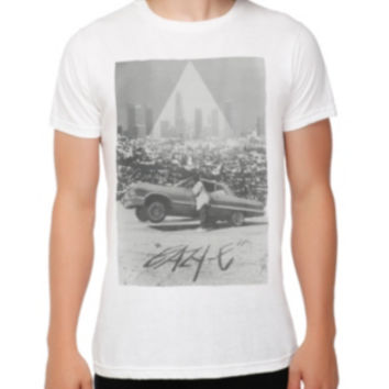 Eazy-E Los Angeles Skyline T-Shirt