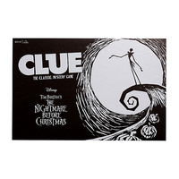 The Nightmare Before Christmas Clue: The Classic Mystery Game