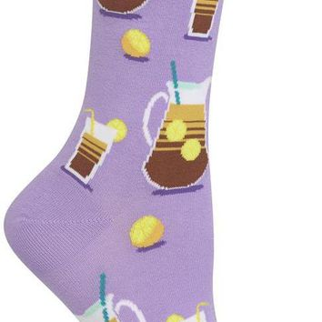 Iced Tea Women's Crew Socks