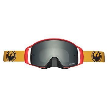 Dragon - NFX2 Jason Anderson Signature MX Goggles / Injected Ion + 10 Pack Tear Offs + Lens Shield Lenses