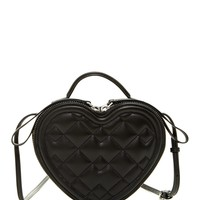 On HauteLook: Marc by Marc Jacobs | Quilted Heart Crossbody