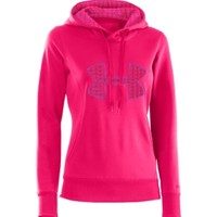 Under Armour Women's Storm Big Logo Hoodie II | DICK'S Sporting Goods