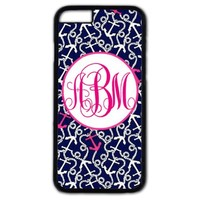 Danielcase-Monogram TPU case for iPhone 6 personalized case cover-5 colors available