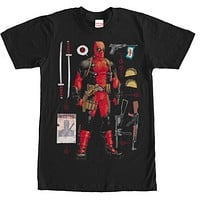 Deadpool Graphic Tee