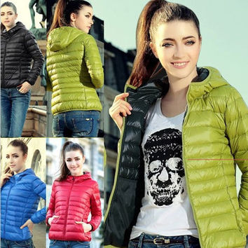 Parka Women Winter Jacket
