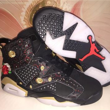 "Nike Air Jordan 6 ""Chinese New Year"" AA2492-021 Size US5.5-13"