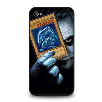 CARD THE JOKER YU-GI-OH! iPhone 4 / 4S Case